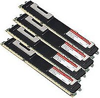 Proline ASR M-ASR1K-1001-8GB-PRO 8 GB (2 x 4 GB) RDIMM Memory Module - DDR2 SDRAM - ECC