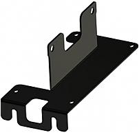 HAVIS LPS-206 Power Supply Mounting Kit - Black