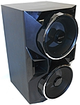 Sony SS-GPX77 Speaker for LBT-GPX77 Stereo System - Black