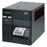 Oki LE810DT Direct Thermal Printer - Monochrome - Desktop - Label Print - 5.04 Print Width - 6 in/s Mono - 203 dpi - USB - 5.16 Label Width - 15.75 Label Length