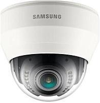 Samsung Techwin Beyond Series SCD-5083R 1.3 Megapixel IR 1280H Dome Camera - 3.3x Optical/16x Digital Zoom - 3-10 mm Varifocal Lens - White