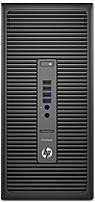 HP 600 G2 W6M14US ABA Mini Tower - Intel Core i7-6700 3.4 GHz Quad-Core Processor - 16 GB DDR4 SDRAM - 512 GB Solid State Drive - Windows 10 Professional 64-bit - Black