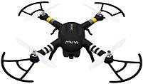 VEHO Muvi VXD-001-B X-Drone Quadcopter - 1080p - 2.4 GHz - microSD - Black