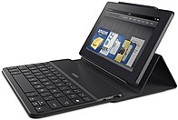 Belkin QODE Keyboard/Cover Case for 7-inch Tablet - Black - Damage Resistant