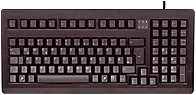 Cherry G80-1800 Keyboard - Cable Connectivity - USB Interface - English (US) - Black