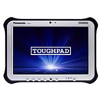Panasonic Toughpad FZ-G1J5289KM Tablet PC - Intel Core i5-5300U 2.3 GHz Dual-Core Processor - 8 GB DDR3L SDRAM - 128 GB Solid State Drive - 10.1-inch Touchscreen Display - Windows 7 Professional 64-bi