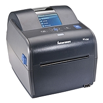 Intermec PC43d Direct Thermal Printer - Monochrome - Desktop - Label Print - 4.10' Print Width - 8 in/s Mono - 203 dpi - 128 MB - USB - LCD - 4.70' Label Width - 68' Label Length