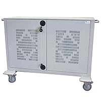 Datamation Systems DS-NSC-24 Notebook Security Car - Steel