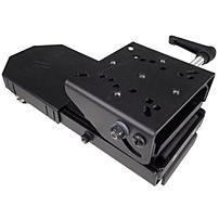 Havis Vehicle Mount for Notebook, Tablet PC - Black Powder Coat