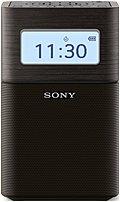 SONY SRF-V1BT Portable Bluetooth Clock Radio - Black