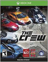 UBISOFT 887256300951 The Crew Video Game - Xbox One