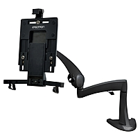Ergotron Neo-Flex Mounting Arm for Tablet PC, Flat Panel Display - 10' Screen Support - 2.50 lb Load Capacity - Black