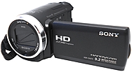 Sony Handycam HDR-CX675 Digital Camcorder - 3 - Touchscre...
