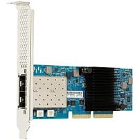 Lenovo Emulex VFA5.2 ML2 Dual Port 10GbE SFP+ Adapter - PCI Express 3.0 - 10 Gbit/s - 2 x Total Fibre Channel Port(s) - SFP+ - Mezzanine