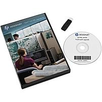 HP Designjet PostScript/PDF Upgrade Kit - Upgrade - Utility - CD Box - CD-ROM, USB Drive