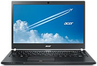 Acer TravelMate P645-S TMP645-S-753L Notebook PC - Intel Core i7-5500U 2.4 GHz Dual-Core Processor - 8 GB DDR3L SDRAM - 256 GB Solid State Drive - 14-inch Display - Windows 7 Professional 64-bit / Upg