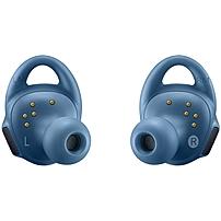 Samsung Gear IconX Cord-free Fitness Earbuds - Stereo - Blue - Wireless - Bluetooth - 16 Ohm - 20 Hz - 20 kHz - Earbud - Binaural - In-ear