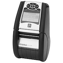 Zebra QLn220 Direct Thermal Printer - Monochrome - Portable - Label Print - 1.90' Print Width - 4 in/s Mono - 203 dpi - 128 MB - USB - Serial - Battery Included - LCD - 2.18' Label Width - 32' Label L