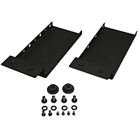 Tripp Lite Rack Enclosure Vertical Installation Kit PDU / Surge / Power Strip - Steel