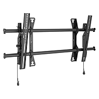 Chief Fusion Wall Tilt LTA1U Wall Mount for TV - 37' to 63' Screen Support - 200 lb Load Capacity - Black