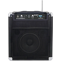 Ion Audio Block Rocker iPA56C Speaker System - 50 W RMS - Battery Rechargeable - Wireless Speaker(s) - 100 ft - Bluetooth - Near Field Communication - USB