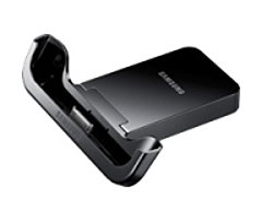 Samsung EDD-D1E2 Charging Cradle - Wired - Tablet PC - Charging Capability - Black