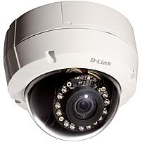 D-Link DCS-6513 3 Megapixel Surveillance Camera - 1920 x 1080 - CMOS