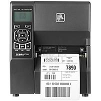 Zebra ZT230 Direct Thermal Printer - Monochrome - Desktop - Label Print - 73' Print Length - 4.09' Print Width - 6 in/s Mono - 203 dpi - 128 MB - USB - Serial - Parallel - Black Mark, Continuous Label