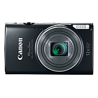 Canon PowerShot 350 HS 20.2 Megapixel Compact Camera - Black - 3' LCD - 16:9 - 12x Optical Zoom - 4x - Optical (IS) - TTL - 5184 x 3888 Image - 1920 x 1080 Video - PictBridge - HD Movie Mode - Wireles