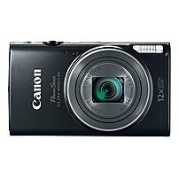 Canon PowerShot 350 HS 20.2 Megapixel Compact Camera - Black - 3' LCD - 16:9 - 12x Optical Zoom - 4x - Optical (IS) - TTL - 5184 x 3888 Image - 1920 x 1080 Video - PictBridge - HD Movie Mode - Wireles
