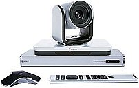 Polycom 7200-64250-001 Real Presence 500-720p Video Conferencing Kit