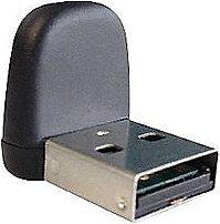 RF IDeas pcProx 82 Series RDR-6712AKU Nono Proximity Card Reader - USB - Black
