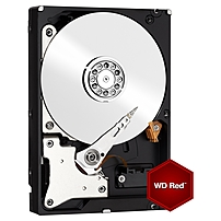 WD Red WD40EFRX 4 TB 3.5' Internal Hard Drive - SATA - 5400rpm - 64 MB Buffer
