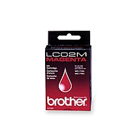 Brother Original Ink Cartridge - Inkjet - 400 Pages - Magenta - 1 Pack