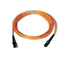 Quantum Fiber Optic Duplex Cable - LC Male - LC Male - 25ft