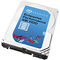 Seagate ST1200MM0088 1.20 TB 2.5' Internal Hard Drive - SAS - 10000rpm - 128 MB Buffer