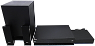 Sony BDV-E770W 3D Blu-ray Disc Home Theater System - 1000 Watts- 5.1 Channel Surround Sound - Wireless Rear Speakers