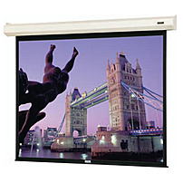 Da-Lite Cosmopolitan Electrol Projection Screen - Matte White - 92' Diagonal