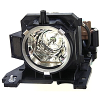 V7 220 W Repl Lamp for Hitachi CPX201/X301/X401LAMP CP-X200, CP-X300 DT00841 - 220W Projector Lamp - UHB - 3000 Hour Economy Mode