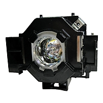 V7 Replacement Lamp - 170 W Projector Lamp - UHE - 3000 Hour High Brightness Mode, 4000 Hour Low Brightness Mode