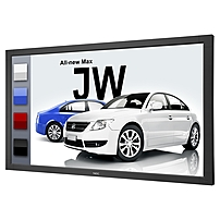 NEC Monitor V552-TM Digital Signage Monitor - 55' LCD - 1920 x 1080 - Edge LED - 1080p - HDMI - DVI - SerialEthernet - Black