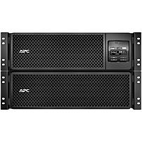 APC by Schneider Electric Smart-UPS SRT 10000VA RM 208V - 10000 VA/10 kW - 208 V AC - 4 Minute - 6U Rack-mountable - 4 Minute - 1 x Hard Wire 3-wire (2PH + G), 4 x NEMA L6-20R, 2 x NEMA L6-30R