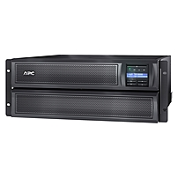 APC by Schneider Electric Smart-UPS 3000VA Tower/Rack Mountable UPS - 3000 VA/2700 W - 6 Minute - 4U Tower/Rack Mountable - 6 Minute - Surge, AC Noise