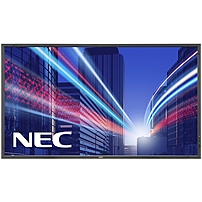NEC Monitor 90' LED Backlit Commercial-Grade Monitor - 90' LCD - 1920 x 1080 - Direct LED - 350 Nit - 1080p - HDMI - USB - DVI - SerialEthernet