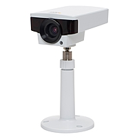 AXIS M1144-L Network Camera - Color, Monochrome - CS Mount - 1280 x 800 - 2.4x Optical - CMOS - Cable - Fast Ethernet