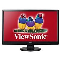 Viewsonic VA2746M-LED 27' LED LCD Monitor - 16:9 - 3.40 ms - 1920 x 1080 - 300 Nit - 20,000,000:1 - Full HD - Speakers - VGA - 42 W - Black