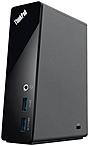 Lenovo ThinkPad Basic USB 3.0 Dock for Notebook PC - USB 3.0 - 4 x USB Ports - 2 x USB 2.0 - 2 x USB 3.0 - Network (RJ-45) - DVI - Audio Line In - Audio Line Out - Wired