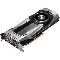 PNY GeForce GTX 1070 Graphic Card - 1.51 GHz Core - 1.68 GHz Boost Clock - 8 GB GDDR5 - PCI Express 3.0 x16 - Dual Slot Space Required - 256 bit Bus Width - SLI - Fan Cooler - DirectX 12, OpenGL 4.5 -