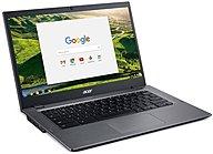 Acer CP5-471-C0EX NX.GDDAA.001 Chromebook PC - Intel Celeron 3855U 1.6 GHz Dual-Core Processor - 4 GB LPDDR3 SDRAM - 16 GB Flash memory - 14-inch Display - Chrome OS