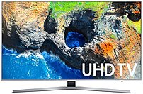 "Samsung 55"" Class (54.6"" Diag.) LED 2160p Smart 4K Ultra HD TV with High Dynamic Range Black UN55MU7000FXZA"